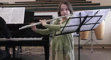 Grade One Flute Recital