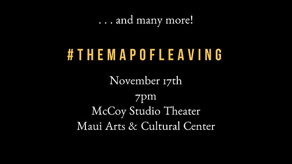 Teaser - The Map of Leaving