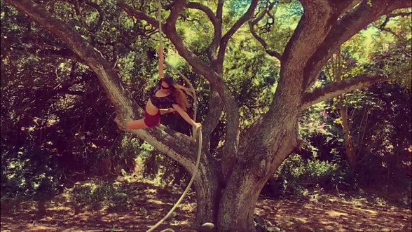 Victoria Roos - Aerial Rope