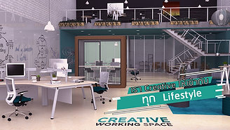 Workscape Creative Working Space