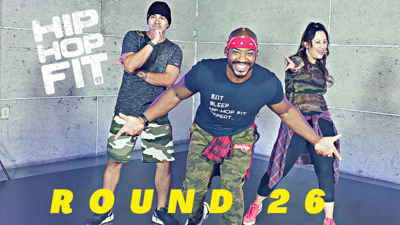 "30 minute Hip-Hop Fit ""Round 26"""