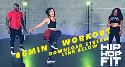 60min Hip-Hop Fit Workout #1