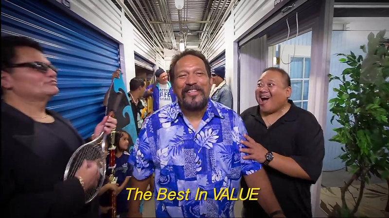 Hawaii Self Storage 30 sec. TV Ad