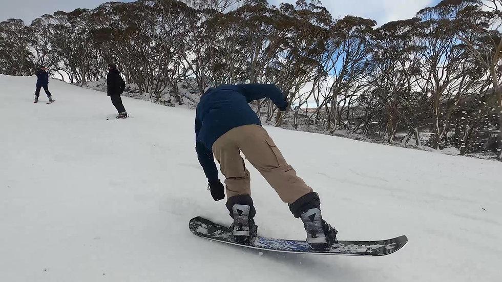 Snowbound Video