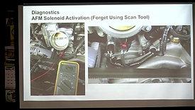 Dave Hobbs Variable Displacement Engine Diagnostics