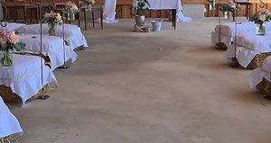 Dekoration Hochzeitszeremonie 10.07.2021