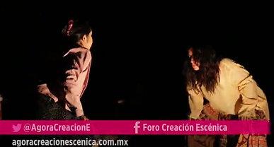Foro Creación Escénica teatro del rumbo