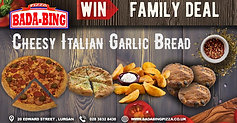 Family meal deal cover video design Lurgan