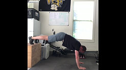 Exercise: Advanced Closed Chain Shoulder Stability