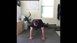 Exercise: Push Up Plus