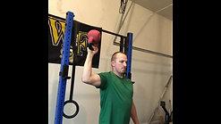 Exercise: KB Bottoms Up Shoulder Stability