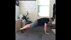 Exercise: Push Up To Pike