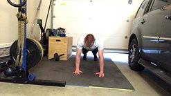 Exercise: Closed Chain Shoulder Stability