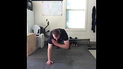 Exercise: Shoulder Taps