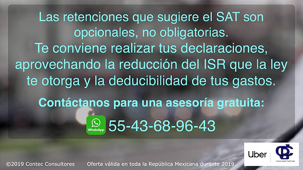 Servicios Contec para Socios-Conductores 2019
