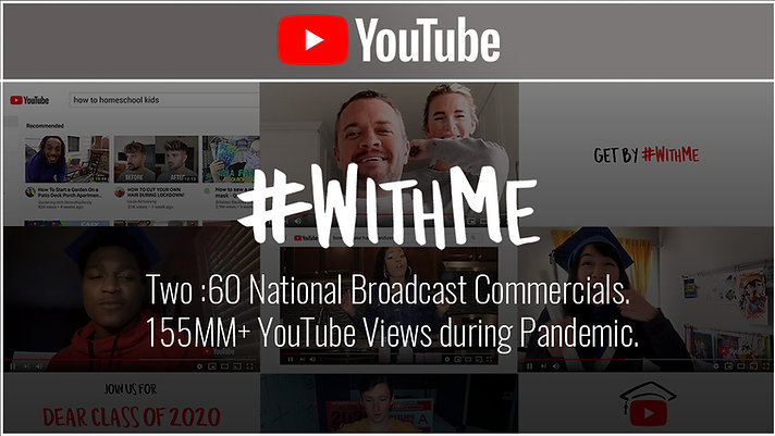 YouTube #WithMe Hero Films