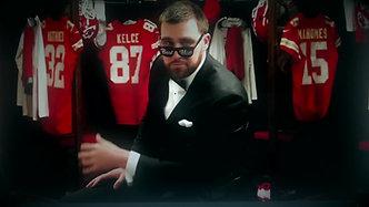 Travis Kelce | NFL100 | Men's Grooming | Wardrobe Styling