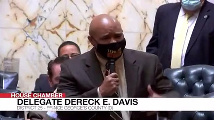 Delegate Dereck Davis