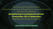 Transforming the African Union, to drive the Africa We Want