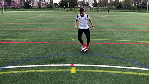 Ball Mastery - Lateral Movements