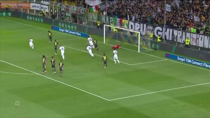 Štulac's Effort Against Juventus