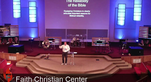 The Reliability of the Bible - June 28, 2020