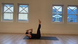 Dynamic Pilates Class
