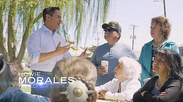 Howie Morales for Lt. Governor - Proven