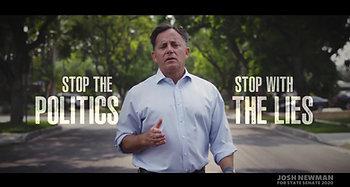 Josh Newman for CA Senate - Love Country