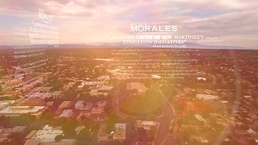 Howie Morales for Lt. Governor - On the Horizon