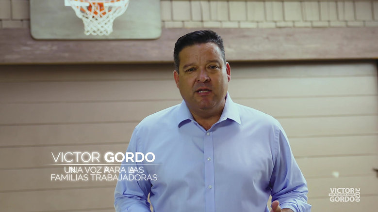 Victor Gordo for Pasadena Mayor - Garage