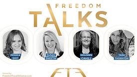Freedom Talks: Monica Smit