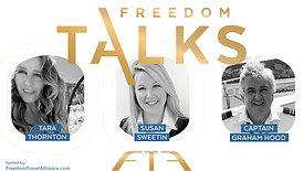 Freedom Talks with Captain Graham Hood