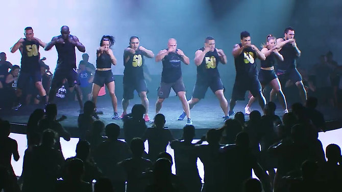 LES MILLS™ GROUP FITNESS