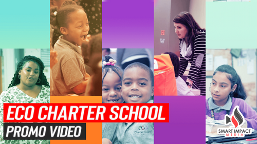 """ECO Charter School """"Official Promo Video"""""""