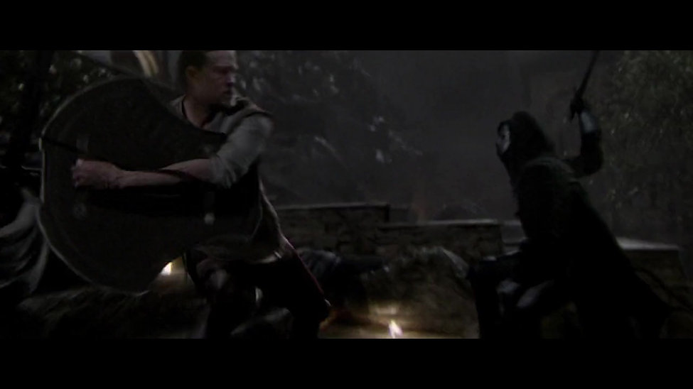 """""""King Arthur: Legend of the Sword"""" VFX Fight Sequence"""