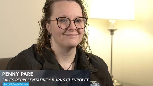 Burns Chevrolet in Rock Hill, South Carolina