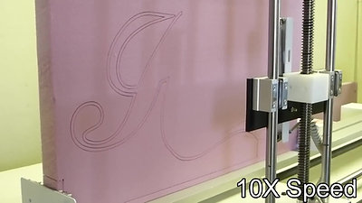 CNC Hot Wire Foam Sign Cutter