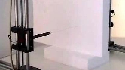 FC2912 Small Hot Wire Foam Cutter