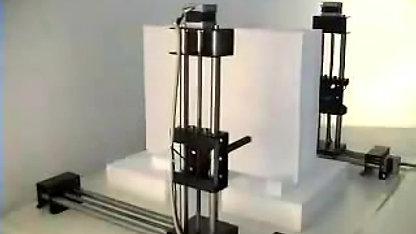 Small CNC Foam Cutter