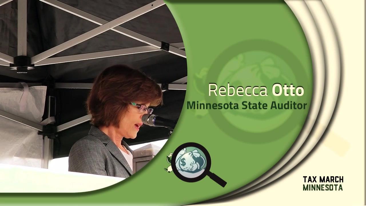 Rebecca Otto, State Auditor