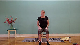 NEW! Chair Yoga with Lynn