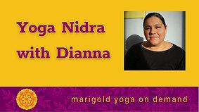 Yoga Nidra with Dianna