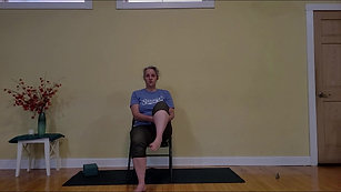 NEW! Chair Yoga with Jane