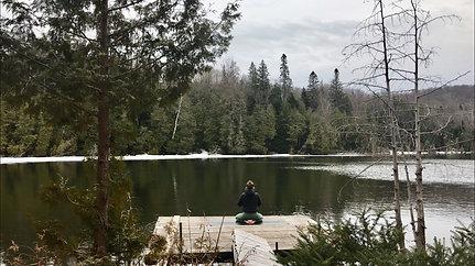 Yoga au Lac