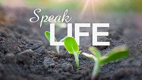 Speak Life (Part 2) | Pastor Fred McCarthy