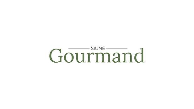 Signé Gourmand