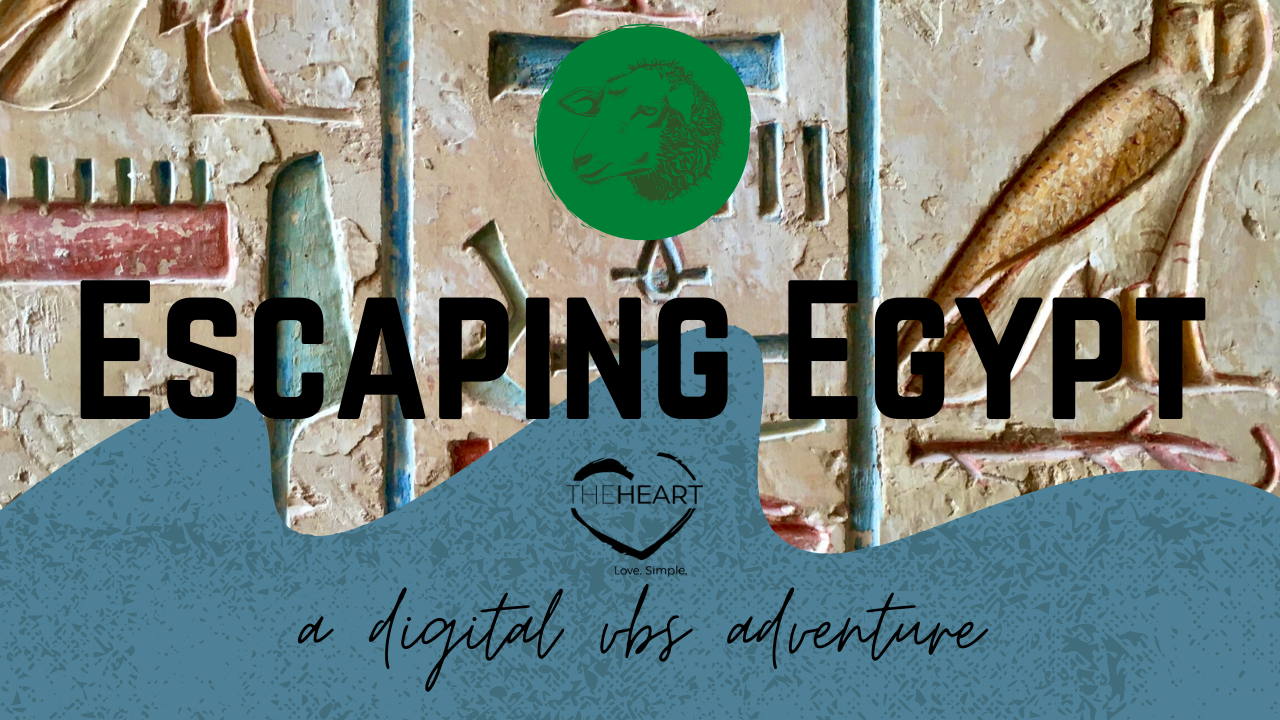 Escaping Egypt Digital VBS