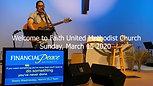 Faith UMC // Worship // March 15, 2020