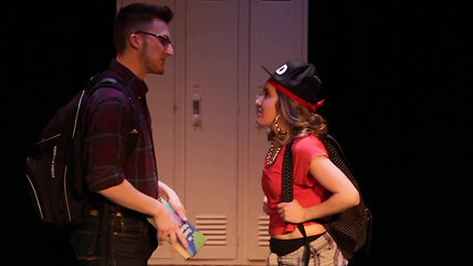 Emily Tolnay (Theater) Quirky outsider